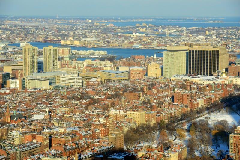 bakanu bostonu wzgórze Massachusetts fotografia stock