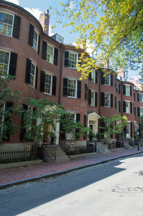 bakanu hill bostonu zdjęcie stock