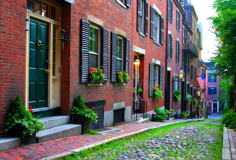 bakanu hill bostonu zdjęcia royalty free