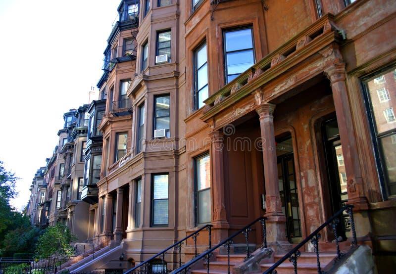 bakanu hill bostonu obrazy royalty free