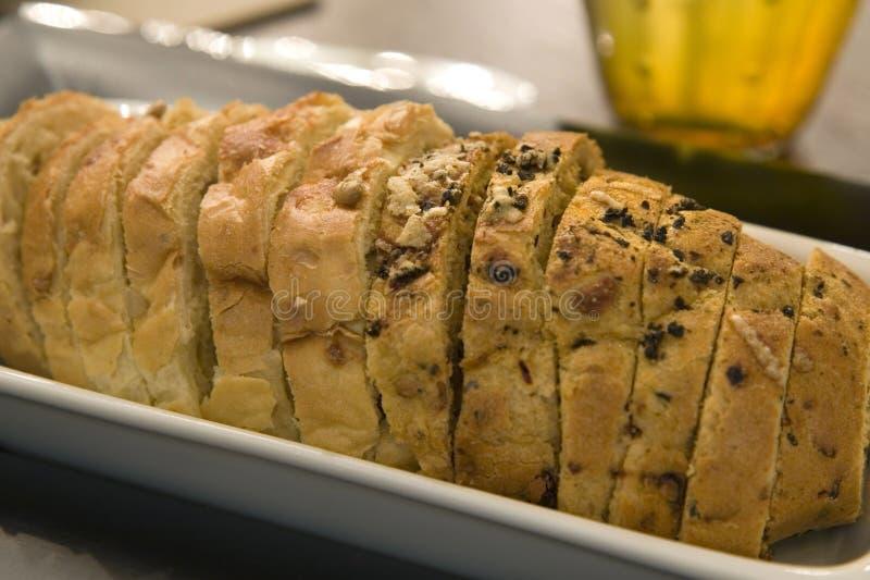 bakat bakterievete för bröd nytt royaltyfria bilder