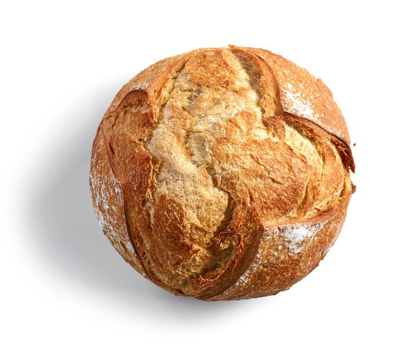 bakat bröd nytt arkivbilder