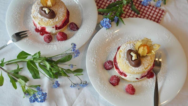 Bake, Baking, Berries stock photography