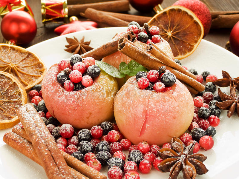 Download Baked Apples Stock Images - Image: 21817344