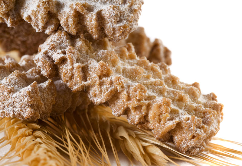 Download Baked biscuit stock photo. Image of biscuit, fresh, kitchen - 23875702