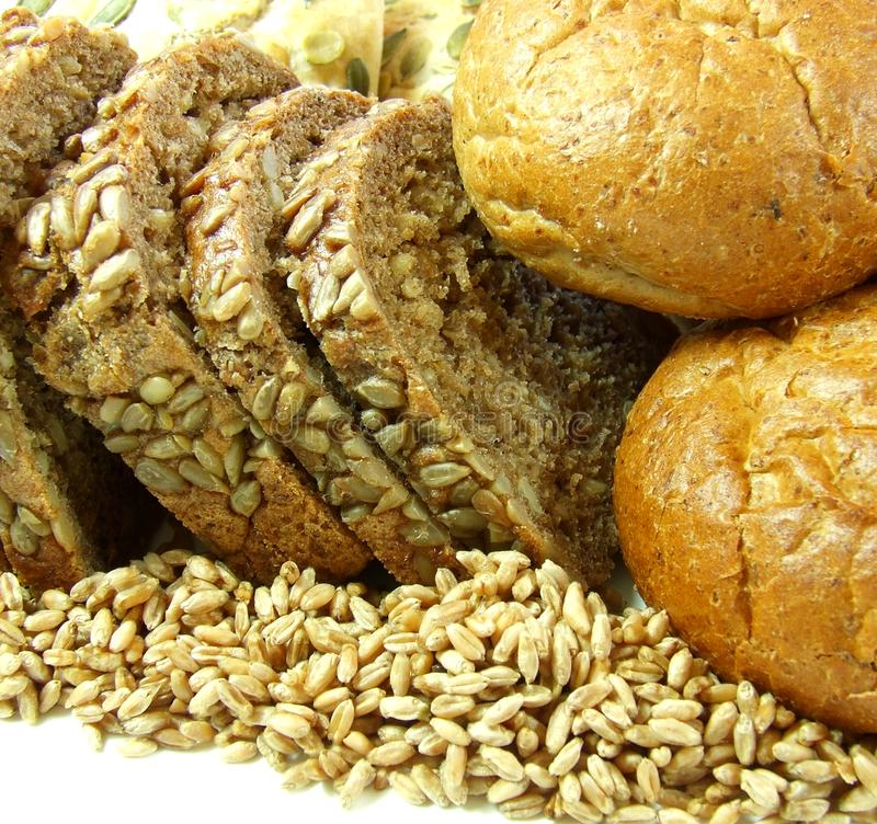 Download Baked bread stock photo. Image of nostalgia, fiber, food - 15115950
