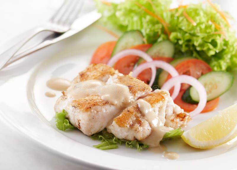 Download Baked garoupa stock photo. Image of delicious, fish, garoupa - 19294590