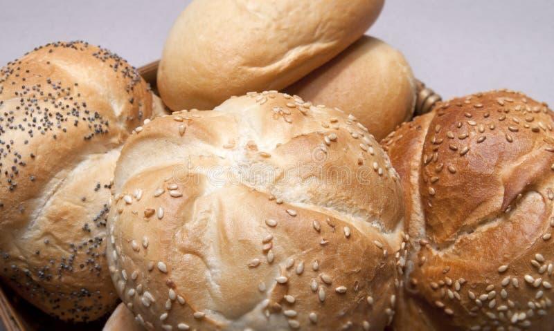 Baked goods. Assortment of fresh baked goods. breakfast grain foods royalty free stock photo
