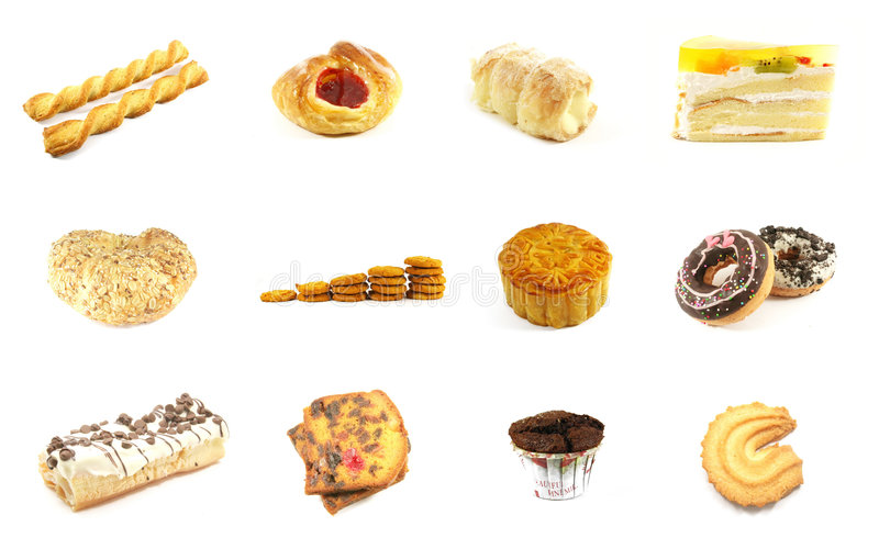 Download Baked Goods Series 5 stock photo. Image of baked, clip - 6844506