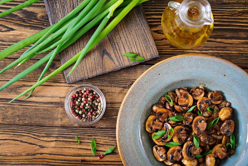 Salmon Mushroom Soy Sauce - All Mushroom Info