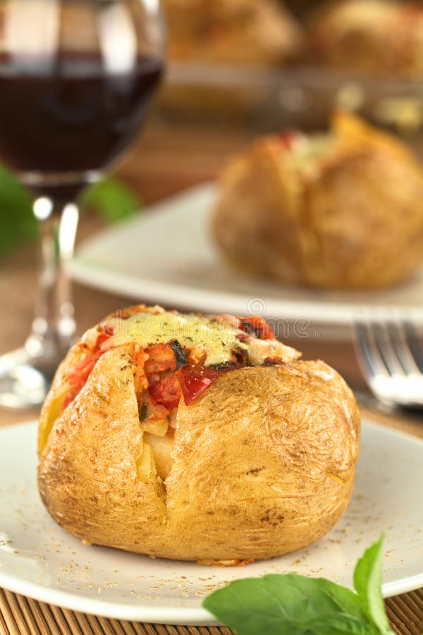 Download Baked Potato Stock Photo - Image: 22761040