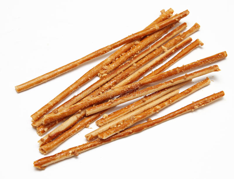 Baked Sticks With Parmesan Royalty Free Stock Images