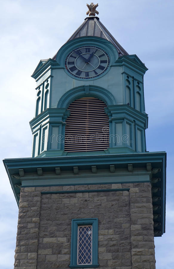 Baker City Hall Since 1903 stock photography