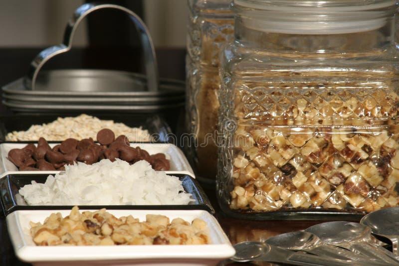 Bakers Corner royalty free stock image