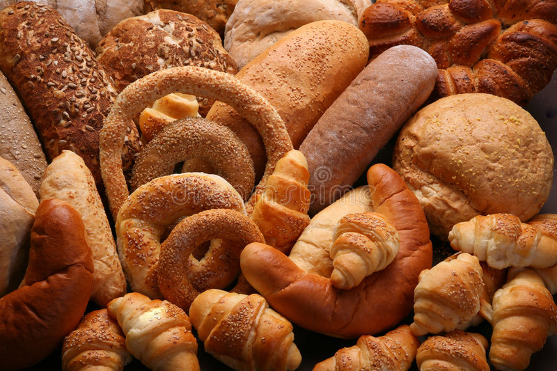 Download Bakery stock image. Image of bread, fresh, quantity, baking - 1073563