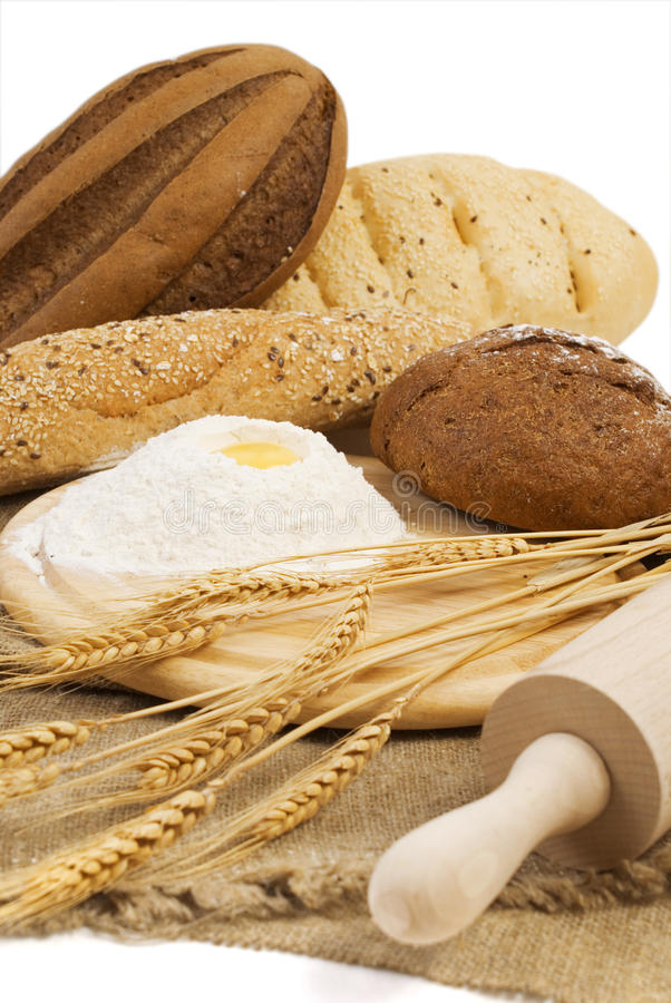 Download Bakery stock image. Image of group, baguette, crusty - 16049373