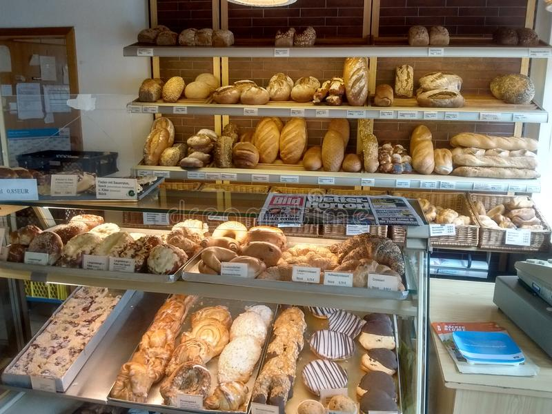 Bakery, Baker, Food, Pastry stock photography
