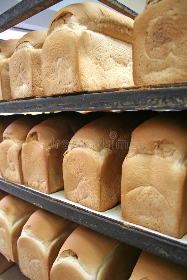 Bakery bread royalty free stock images