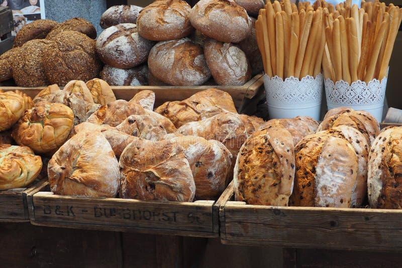 Bakery, Bread, Food, Whole Grain stock photos