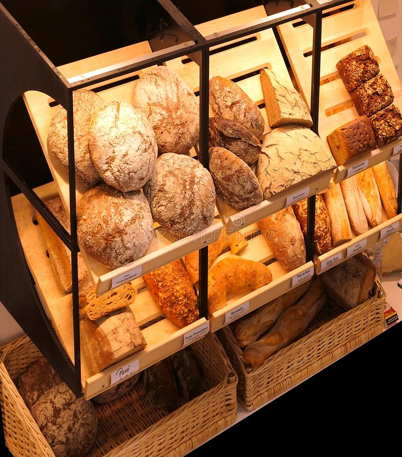 Bakery, Food, Bread, Baked Goods royalty free stock photography