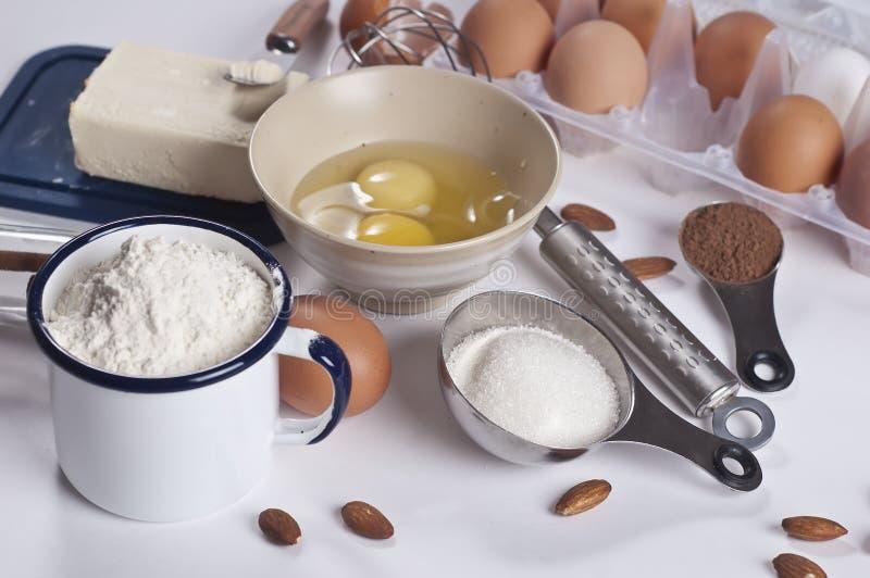Bakery ingredient royalty free stock image
