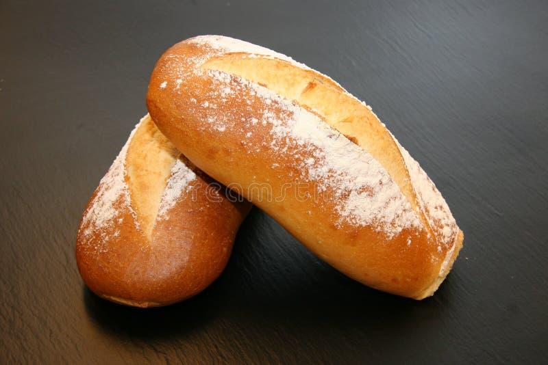 Bakery rolls stock image