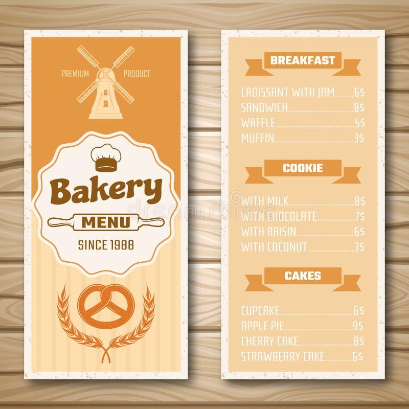 Bakery shop menu stock vector illustration of label 79617518 download bakery shop menu stock vector illustration of label 79617518 altavistaventures Image collections