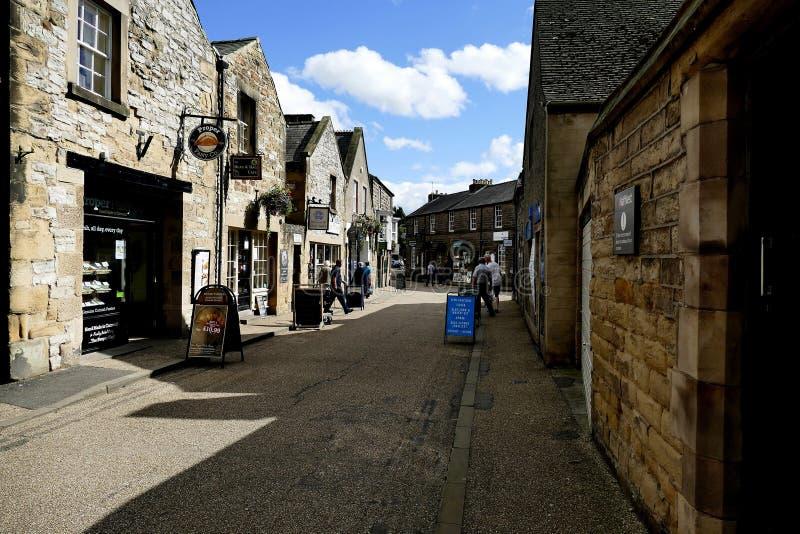 Bakewell, Derbyshire στοκ εικόνες