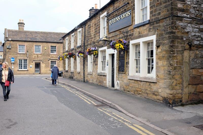 Bakewell, Derbyshire στοκ εικόνες με δικαίωμα ελεύθερης χρήσης