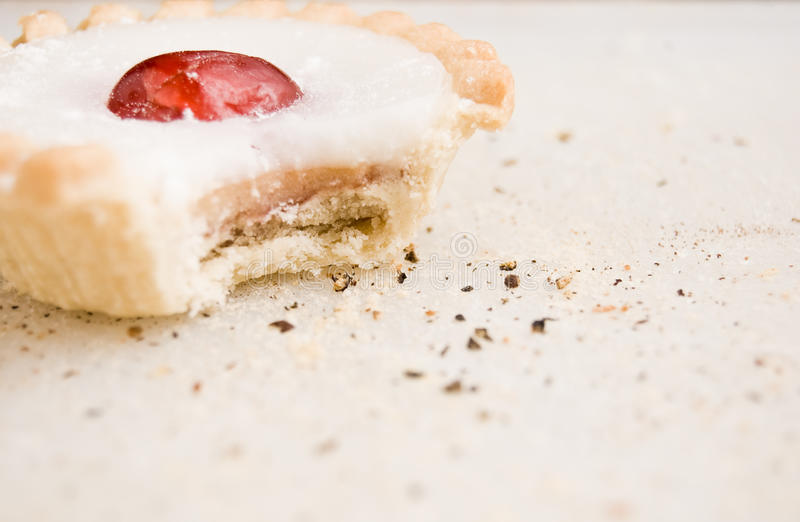Download Bakewell Tart stock image. Image of cherry, fondant, pudding - 13418899
