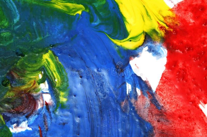 bakground χρώματα διανυσματική απεικόνιση