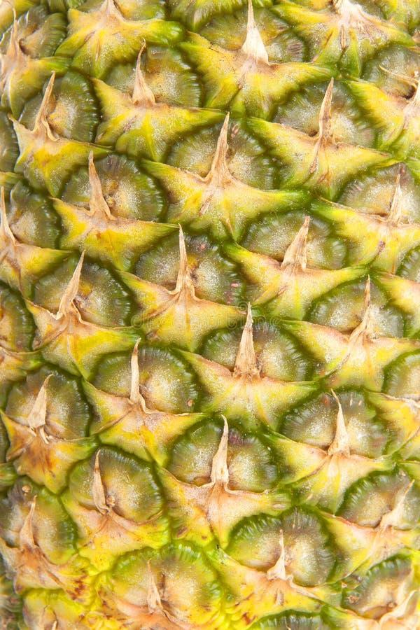Bakgrund av en ananas arkivbild