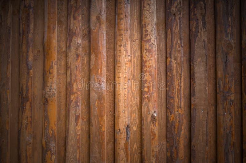 Bakgrund av gamla träbräden royaltyfri foto