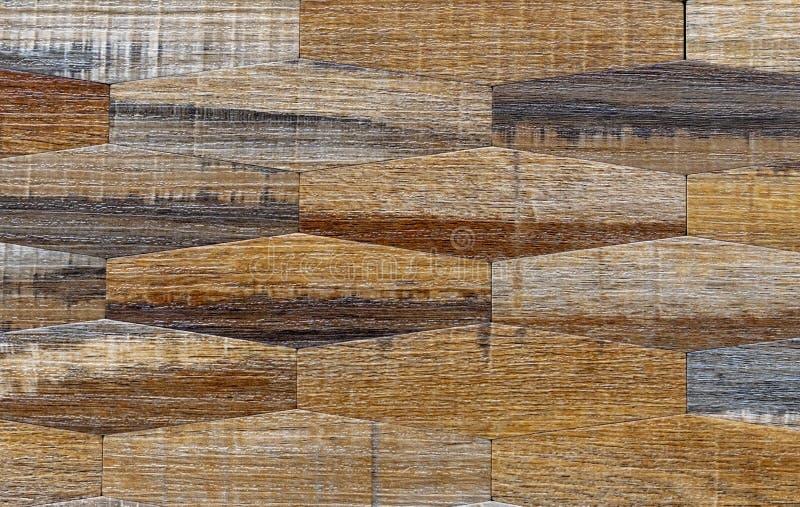 Bakgrund av laminaten Beståndsdel av det pläterade golvet royaltyfria bilder