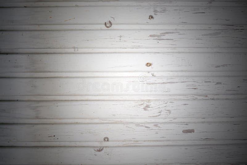Bakgrund av målade träbräden royaltyfri foto