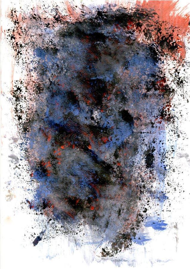 Bakgrund av plaskande paintjf arkivfoto