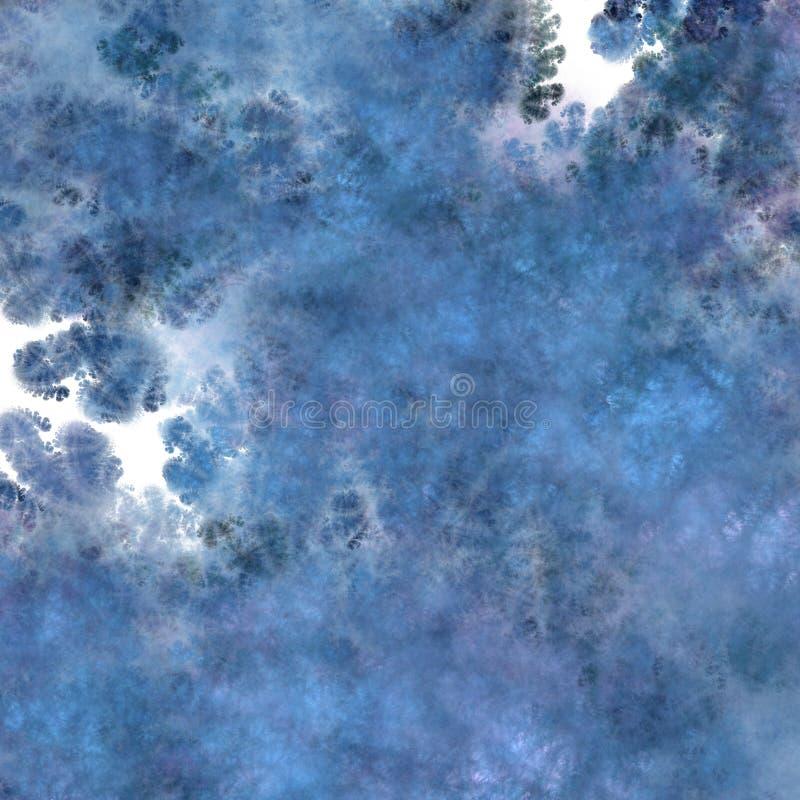 Bakgrund av slumpmässiga fractallinjer royaltyfri foto