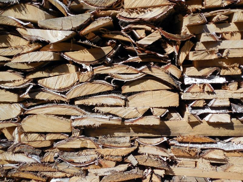 Bakgrund av träbräden ordnade slutframsidor royaltyfri fotografi