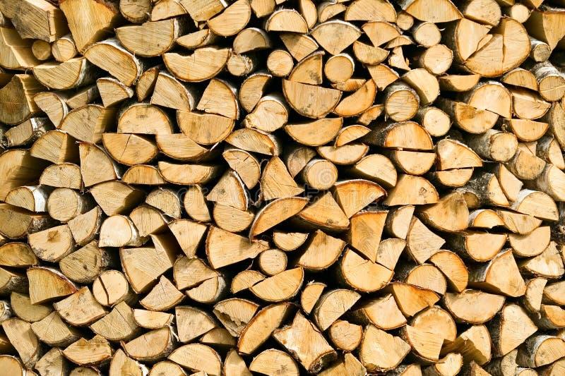 Bakgrund av träsnittvedträt royaltyfri bild