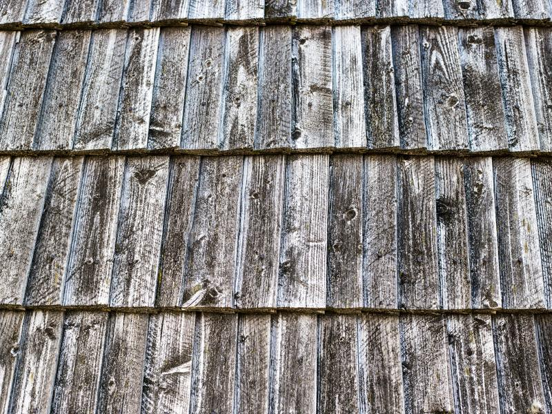 Bakgrund av trätaket, gammal träbakgrund arkivbilder