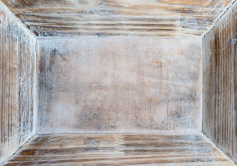Bakgrund av vindrutespolare av trä med ram arkivfoto