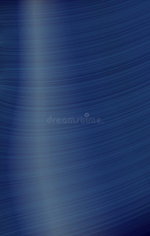 bakgrund borstad digital metall stock illustrationer