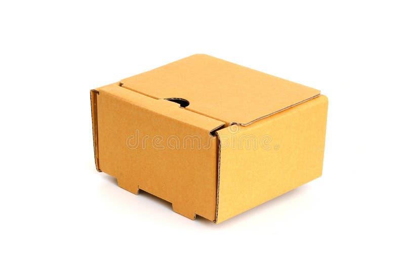 bakgrund boxes pappwhite royaltyfri foto