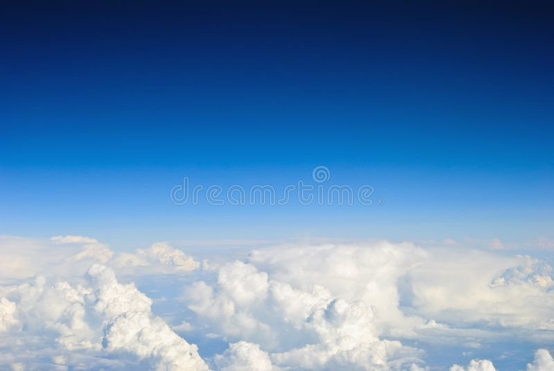 bakgrund clouds skyen royaltyfria foton