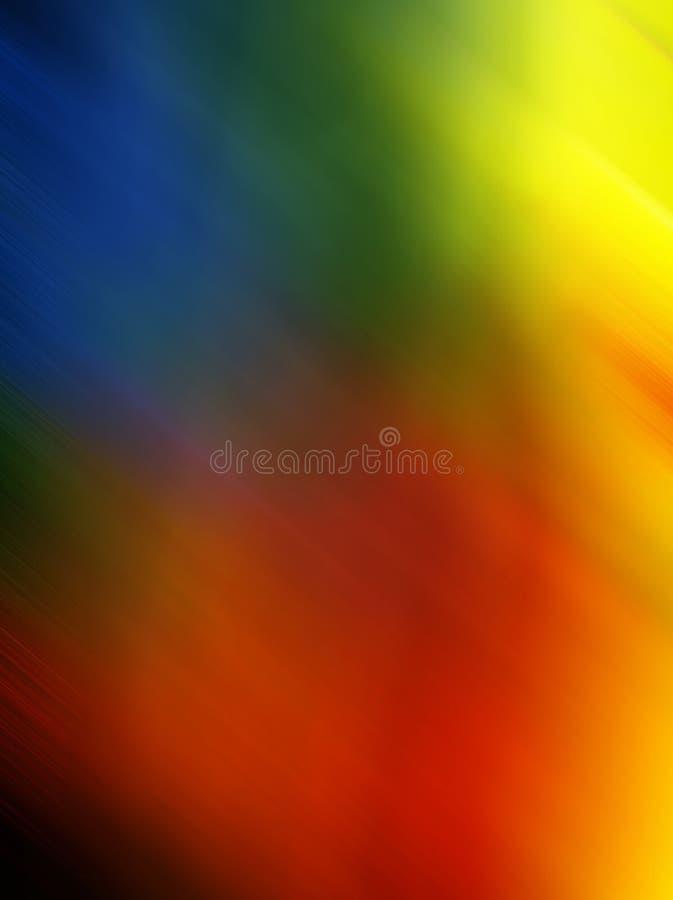 bakgrund colors regnbågen royaltyfri illustrationer