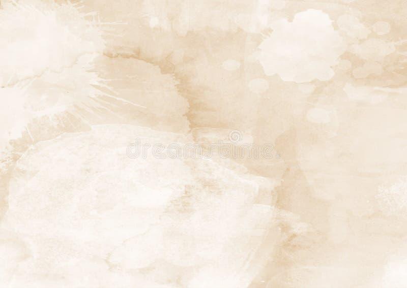 bakgrund detailed för upplösningsfläckar för grunge hög paper tappning för textur stock illustrationer