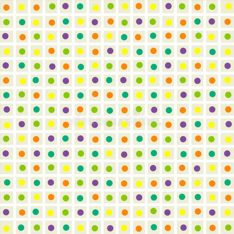 bakgrund dots grey stock illustrationer