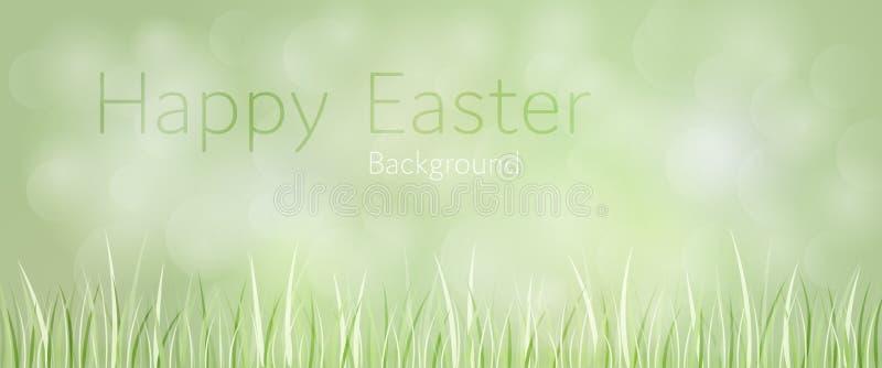 bakgrund färgade vektorn för tulpan för formatet för easter ägg eps8 den röda vektor illustrationer
