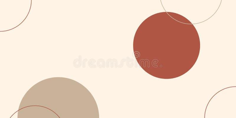 Bakgrund för abstrakt grafik som är moderiktig för brevpapper, bröllopkort som annonserar, tryckaffischer, väggkonst, hälsningkor stock illustrationer