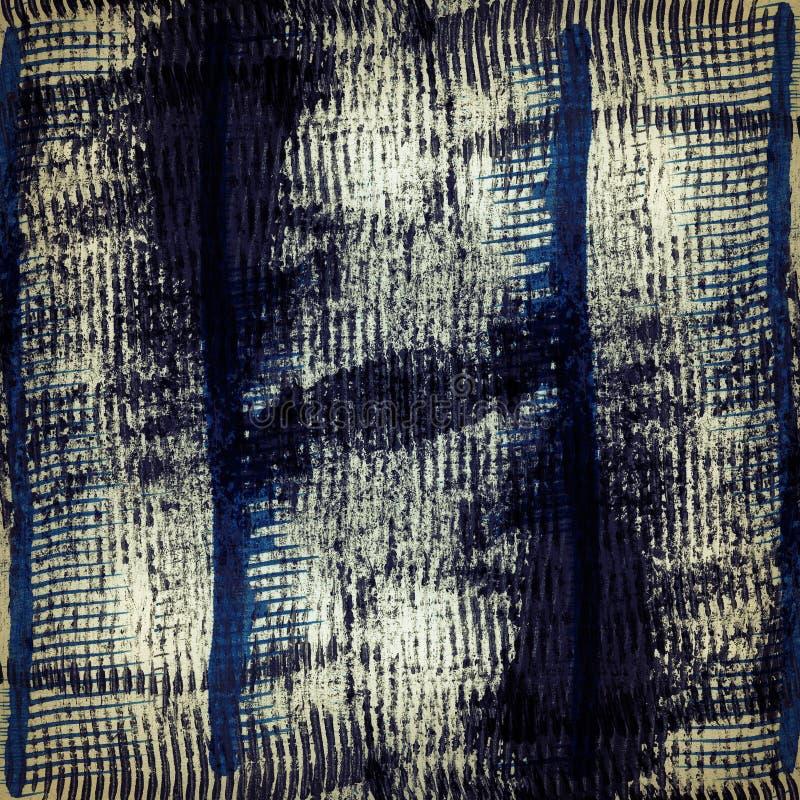 Bakgrund för abstrakt konst arkivbild